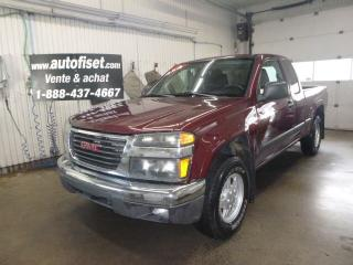 Used 2007 GMC Canyon Sl Awd for sale in St-Raymond, QC