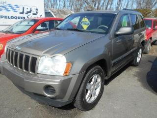 Used 2005 Jeep Grand Cherokee for sale in Sorel-Tracy, QC
