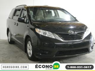 Used 2013 Toyota Sienna LE 8 PASS AC GR for sale in St-Léonard, QC