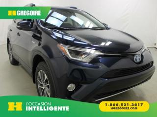 Used 2018 Toyota RAV4 HYBRIDE LE+ AWD MAGS for sale in St-Léonard, QC