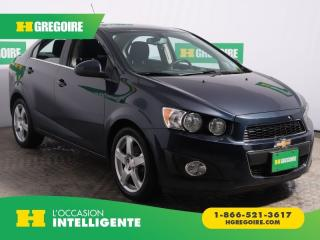 Used 2016 Chevrolet Sonic Lt A/c Toit Mags for sale in St-Léonard, QC