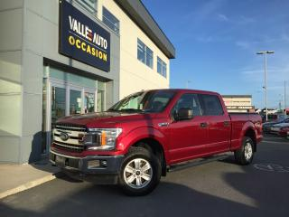 Used 2018 Ford F-150 Xlt Crew Boite for sale in St-Georges, QC