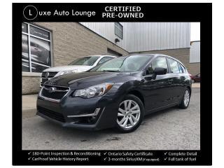 Used 2015 Subaru Impreza 2.0i HATCHBACK, BLUETOOTH, HEATED SEATS, CAMERA! for sale in Orleans, ON