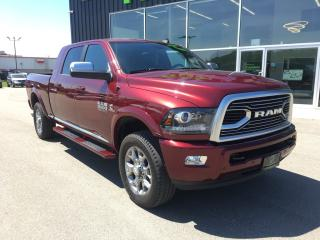 Used 2018 RAM 3500 Limited, MEGA CAB, LOADED for sale in Ingersoll, ON