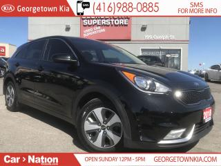 Used 2018 Kia NIRO L | HYBRID | HTD SEATS | BU CAM | 1 OWNER for sale in Georgetown, ON