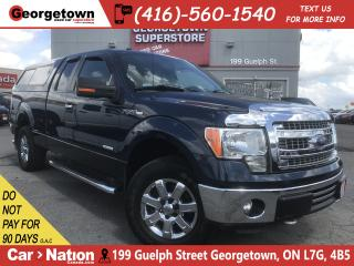 Used 2013 Ford F-150 XLT 3.5L ECOBOOST | TOW PKG | 4X4 | CHROME WHEELS for sale in Georgetown, ON