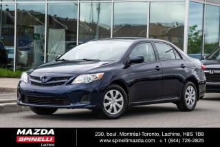 Used 2013 Toyota Corolla Le A/c for sale in Lachine, QC