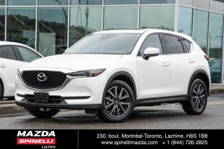 Used 2018 Mazda CX-5 Gt Cx- Gt Awd Toit for sale in Lachine, QC