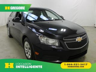 Used 2014 Chevrolet Cruze LT TURBO A/C GR for sale in St-Léonard, QC
