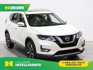 Used 2017 Nissan Rogue SL PLATINUM AWD GR for sale in St-Léonard, QC
