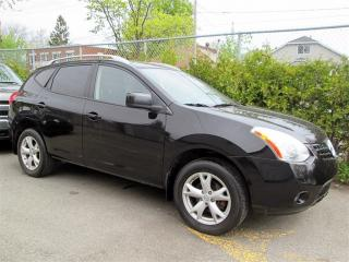 Used 2009 Nissan Rogue Sl Noir Awd Toit for sale in St-Eustache, QC