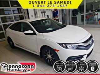 Used 2016 Honda Civic LX ***ÉCRAN TACTILE***APPLECARPLAY/ANDRO for sale in Donnacona, QC