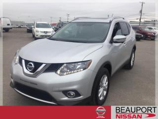 Used 2016 Nissan Rogue SV TECH AWD ***NAVIGATION*** for sale in Beauport, QC