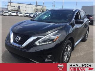 Used 2018 Nissan Murano SL AWD ***28 000 KM*** for sale in Beauport, QC