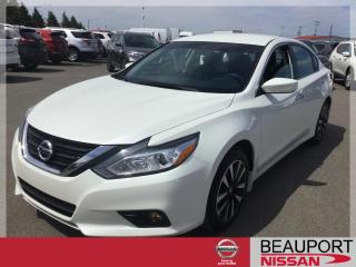 Used 2018 Nissan Altima 2.5 SV CVT ***26 000 KM*** for sale in Beauport, QC