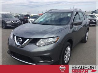 Used 2016 Nissan Rogue S AWD ***BALANCE GARANTIE*** for sale in Beauport, QC