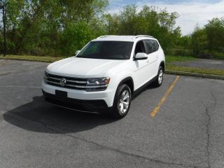 Used 2018 Volkswagen Atlas TRENDLINE for sale in Cornwall, ON