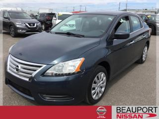 Used 2015 Nissan Sentra 1.8 S CVT ***25 200 KM*** for sale in Beauport, QC