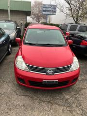 Used 2009 Nissan Versa 1.8 SL for sale in Guelph, ON