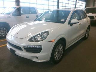Used 2012 Porsche Cayenne S, NAVIGATION, 90000KM, TOIT OUVRANT, A for sale in Montréal, QC