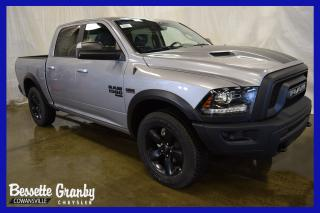 Used 2019 RAM 1500 Warlock +navigation for sale in Granby, QC