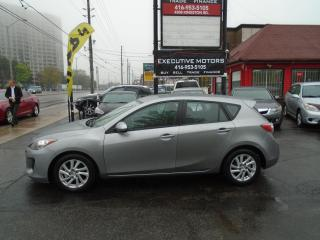 Used 2012 Mazda MAZDA3 GX / NEW BRAKES / ALLOYS/ ONE OWNER / SUPER CLEAN for sale in Scarborough, ON
