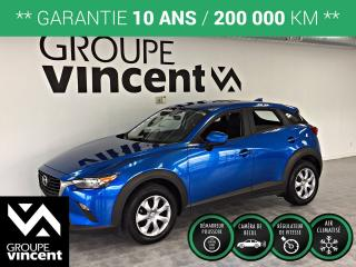 Used 2016 Mazda CX-3 Gx Gar. 10 Ans for sale in Shawinigan, QC