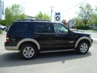 Used 2008 Ford Explorer Eddie Bauer 4X4 for sale in Ste-Thérèse, QC