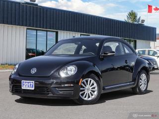 Used 2017 Volkswagen Beetle Trendline,B.TOOTH,HEATED SEATS,REARVIEW CAM for sale in Barrie, ON
