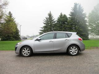 Used 2011 Mazda MAZDA3 GX SPORT for sale in Thornton, ON