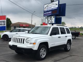 Used 2015 Jeep Patriot SPORT for sale in Brantford, ON
