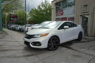 Used 2014 Honda Civic 2 portes, boîte manuelle, Si for sale in Laval, QC