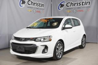 Used 2018 Chevrolet Sonic Lt Rs Sport Jupes for sale in Montréal, QC