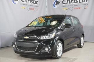 Used 2018 Chevrolet Spark Lt A/c Mag Camera for sale in Montréal, QC