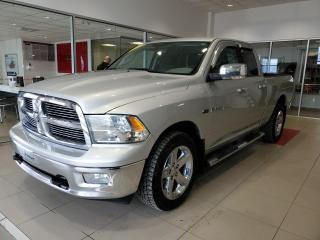 Used 2012 RAM 1500 RAM 1500 CREW CAB 4RM, 140,5 po BIG HORN for sale in Beauport, QC