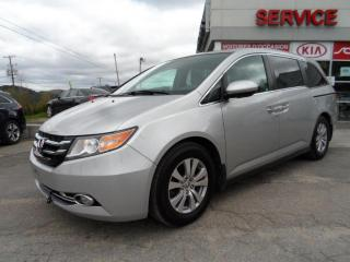 Used 2014 Honda Odyssey ODYSSEY 8 PASSAGERS EX MAGS DVD CAMERA P for sale in Val-David, QC