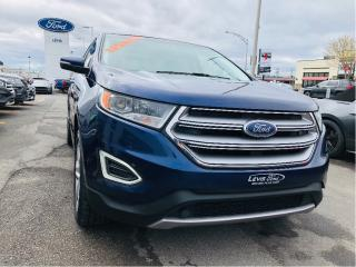 Used 2016 Ford Edge Titanium for sale in Lévis, QC