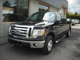 Used 2009 Ford F-150 Cabine Super 4RM 163 po XLT for sale in Repentigny, QC
