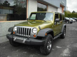 Used 2010 Jeep Wrangler 4 RM, 4 portes, Sport for sale in Repentigny, QC