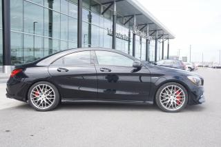 Used 2017 Mercedes-Benz CLA-Class CLA 45 AMG berline 4 portes 4MATIC for sale in Trois-Rivières, QC