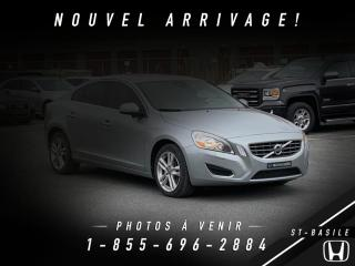 Used 2012 Volvo S60 Berline T6 for sale in St-Basile-le-Grand, QC