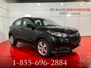 Used 2016 Honda HR-V LX AWD + CAMERA + BLUETOOTH + BAS KILO for sale in St-Basile-le-Grand, QC