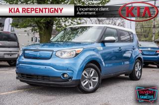 Used 2017 Kia Soul EV Ev Luxury for sale in Repentigny, QC
