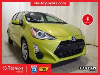 Used 2015 Toyota Prius c A/C for sale in Québec, QC