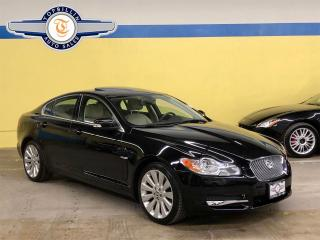Used 2009 Jaguar XF Premium Luxury, Navi, Blind spot, B Cam for sale in Vaughan, ON