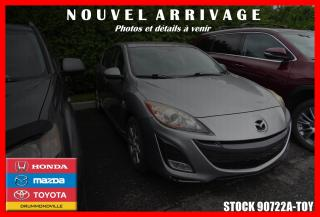Used 2010 Mazda MAZDA3 Sport Gs A/c for sale in Drummondville, QC