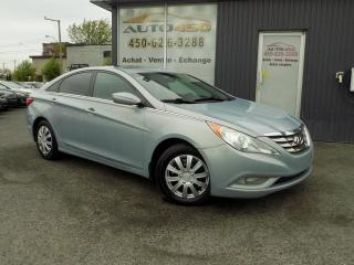 Used 2011 Hyundai Sonata ***GLS,AUTOMATIQUE,AIR CLIM*** for sale in Longueuil, QC