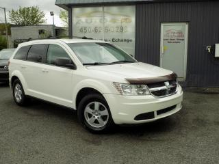 Used 2009 Dodge Journey **SE,AUTOMATIQUE,AIR CLIM,GROUPE ELECTRI for sale in Longueuil, QC