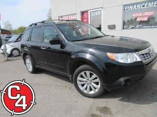 Used 2011 Subaru Forester 2.5 X Touring AWD for sale in St-Jérôme, QC