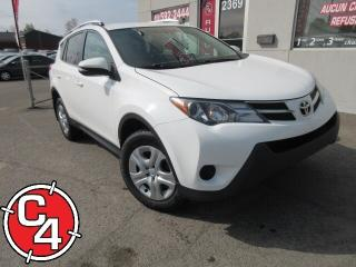 Used 2014 Toyota RAV4 Le Awd A/c for sale in St-Jérôme, QC